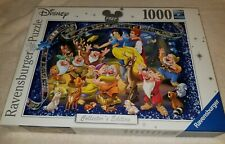 Disney Snow White Collector's Edition  Ravensburger Puzzle 1000 Piece New