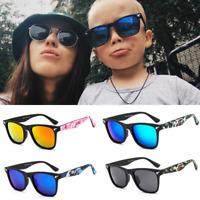 Boys Girls Sunglasses Kids Youth UV 400 FDA Lead Free Color Mirror Lens Fashion