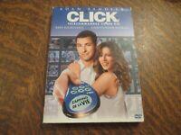 dvd click telecommandez votre vie avec ADAM SANDLER, KATE BECKINSALE