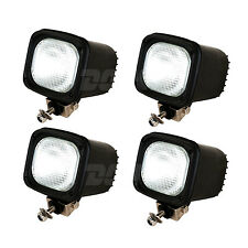 4pcs 35w 12v flood beam Xenon HID Work Light for ATV Truck Jeep Off Road Boat