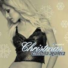 "CHRISTINA AGUILERA ""MY KIND OF CHRISTMAS"" CD NEU"