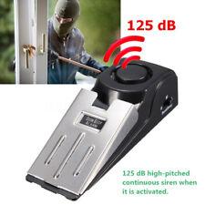 120 dB 9V Door Stopper Alarm Alertor Wedge Anti Burglar Warning Security Beeper