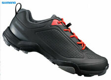 Shimano SPD MT300 SL -  MTB Touring Shoes - Size 43 - Black/Red