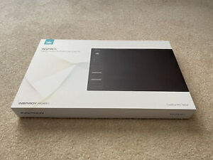 Huion Inspiroy WH1409 V2 Wireless Digital Graphic Drawing Tablet Tilt Function