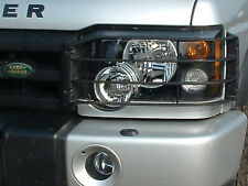 LAND ROVER DISCOVERY 2 FACE LIFT 2002 - 2004 FRONT HEADLIGHT GUARDS STC53193