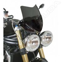 BARRACUDA CUPOLINO AEROSPORT FUME SCURO TRIUMPH SPEED TRIPLE 2005-2010