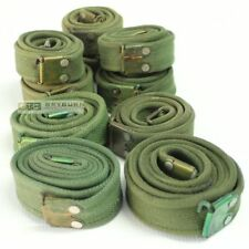 Australian Enfield SMLE .303 Jungle Green Web Rifle Sling - Used Excellent
