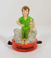 """RARE 1999 Disney Peter Pan & Tinker Bell 3"""" McDonald's Europe Action Figure"""