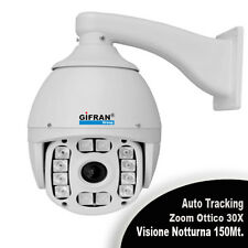 Speed Dome Auto tracking PTZ Telecamera videosorveglianza Pan Tilt CCD 1/3 Sony