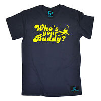 Who's Your Buddy Open Water MENS T-SHIRT tee birthday gift funny scuba diving