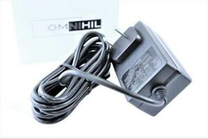 24V 1A 1000mA AC Adapter with Extra Long 8 Foot Cord 5.5 mm x 2.1 mm Plug Size