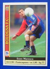 CARDS MUNDICROMO CALCIO 2001 CARD n.500 - MARESCA - BOLOGNA - ULTIMA ORA I
