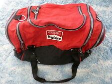 Marlboro Unlimited Tote Bag Duffel Zip-Up Gym Bag