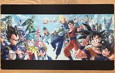 USA Seller Custom Yugioh CARDFIGHT MTG Playmat Dragon Ball Z Goku Vegeta ...#518