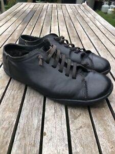 Camper Shoes Peu Cami. RRP $290. Great Cond EU 44 Mens Womens Black Leather