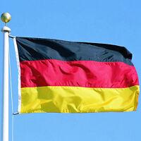 Fahne DEUTSCHLAND Flagge Flaggen Fahnen 90x150 mit Ösen Neu Yd