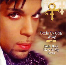 PRINCE	Betcha by golly wow! 2-track CARD SLEEVE	CD SINGLE	Warner  	1996	Holland
