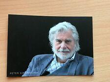 Autogrammkarte - PETER SIMONISCHEK - SCHAUSPIELER - orig. signiert #469