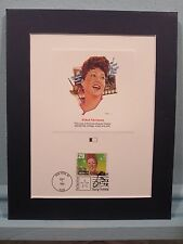 Ethel Merman - A Legend of Popular Music &  First day Cover Commemorative Panel