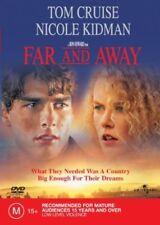 Far And Away - DVD BRAND NEW STILL SEALED *RARE* REGION 4