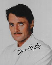 Duncan Regehr Original Autographed 8X10 Photo - Zorro