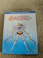 Sailor Moon Sailor Stars: Season 5 Part 1 [New Blu-ray] With DVD, Full