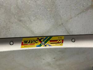 "Mavic M261 Profile PSP 28 hole 26""  (559 ISO) silver NOS"