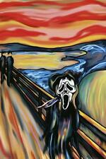 The Scream : Ghostface - Maxi Poster 61cm x 91.5cm (new & sealed)