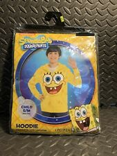 SpongeBob SquarePants Adult Zip-Up Costume Hoodie