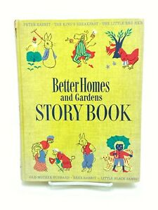 1950 Better Homes and Gardens Story Book for Children By Betty O'Connor Vintage