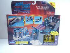Star Trek The Next Generation Playmates Innerspace Type II Phaser Mini Playset