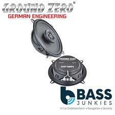 "Ground Zero GZIF 5201FX - 13 cm 5.25"" 100 Watts 2 Way Coaxial Car Speakers"