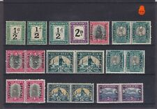 South Africa KGV-KGVI Mounted Mint Collection (1)