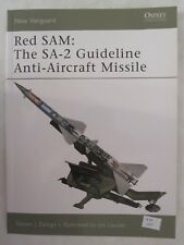 Osprey New Vanguard 134: Red SAM : The SA-2 Guideline Anti-Aircraft Missile