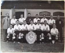 FULHAM F.C 1949-50 ORIGINAL FOOTBALL TEAM PHOTOGRAPH