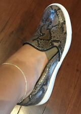 New Jeffrey Campbell Alva Skate Leather Flats Shoes 39 Or 8