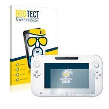 Schutzpanzer Glasfolie Nintendo Wii U GamePad (Controller) Matt Panzerfolie