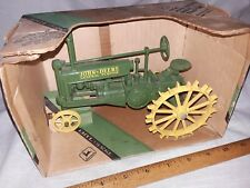 Mint condition in original box the John Deere 1934 model a tractor