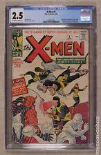 Uncanny X-Men (1st Series) #1 1963 CGC 2.5 1616232001