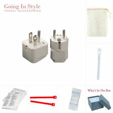 Philippines Travel Grounded Adapter Plug Southeast Asia Kit | Going In Style