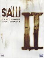 Saw II - La soluzione dell'enigma - DVD D005136
