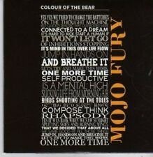 (BP823) Mojo Fury, Colour Of The Bear - DJ CD