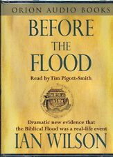 Audio book - Before The Flood by Ian Wilson   -    Cass   -   Abr