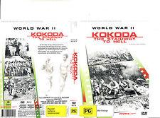World War 2:Kokoda The Stairway To Hell-1963 TV Series USA-DVD