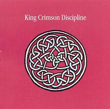 Discipline by King Crimson (CD, Aug-1991, EG Records (USA))