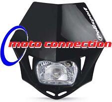 Polisport MMX Headlight Enduro Road Legal MX Black