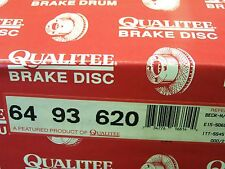 NOS Qualitee Canadian R93620 Front Disc Brake Rotor Chevette 1000 T1000 T-1000