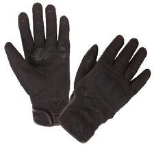 Modeka Mesh Motorrad Handschuhe schwarz Sommerhandschuhe summer gloves