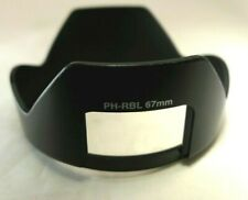 Pentax PH-RBL 67mm Lens Hood Shade for FA 18-35mm F4-5.6 16-45mm F4 SMC DA ED