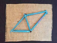 "Specialized Rockhopper Sport Turquoise Cr-Mo 17"" Medium Mountain Bike Frame"
